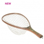Vision Green Wood Kahv (clear silicone net)